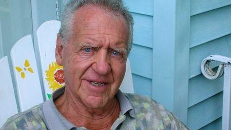 Arthur Herzog is shown on his last visit