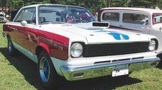 Alan Annunziato's 1969 AMC Hurst S/C Rambler features