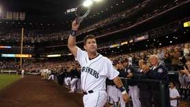 Edgar Martinez was the transcendent DH, a spot