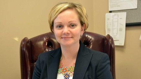 Kerry Sloane Bassett was named Islip parks commissioner