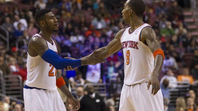 9d7b3f4e9 Knicks trade J.R. Smith