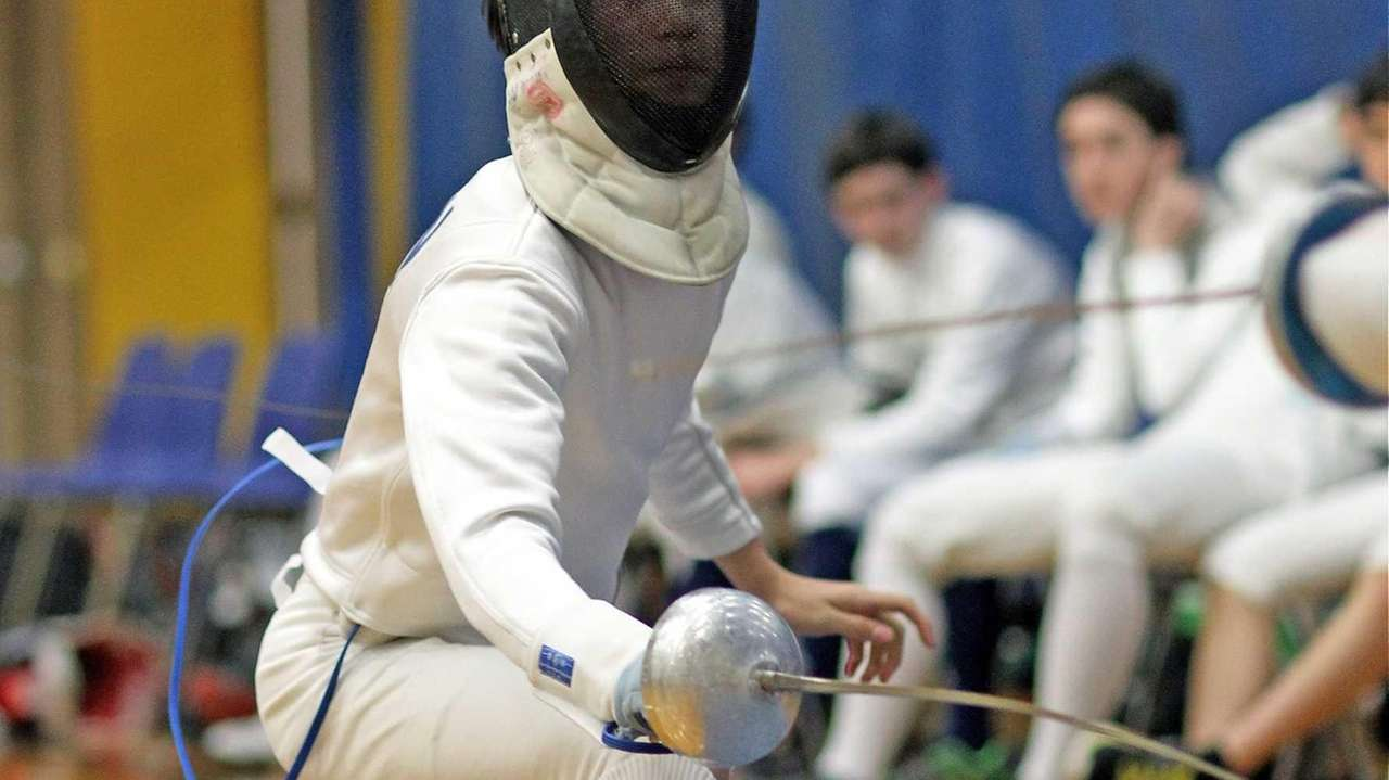 All-Long Island boys fencing