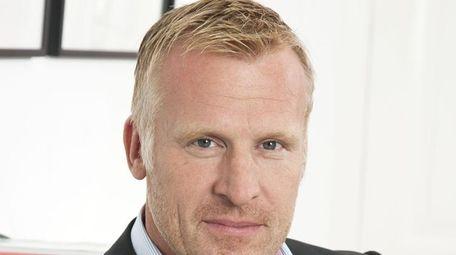 Rickard Öhrn, 46, has been named chief operating