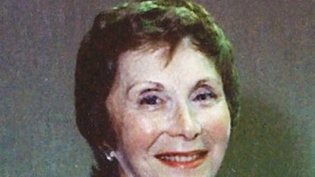 June Forschmidt, of East Meadow, worked 20 years