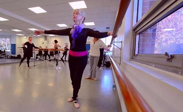 Ballet classes are an inviting alternative to gym