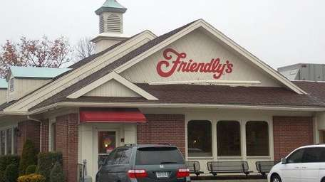 The Friendly's location at 2151 Jericho Tpke. in