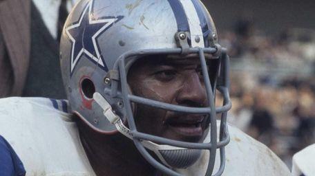 Defensive lineman Jethro Pugh of the Dallas Cowboys