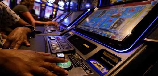 Suffolk Off-Track Betting Corp.'s plan for a 1,000-machine