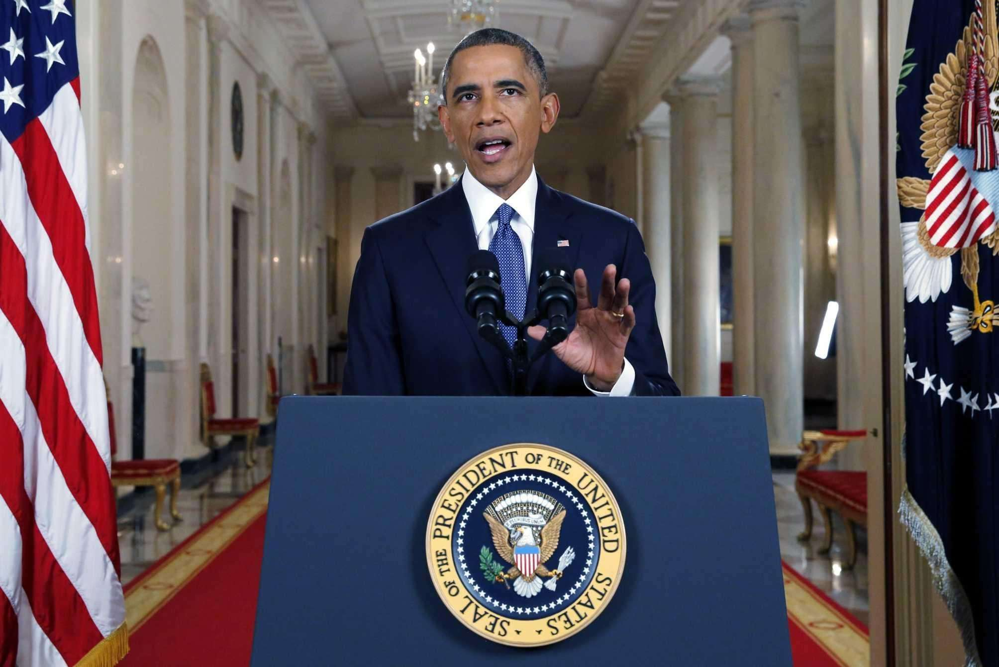 What if Obama's 8 years had been a TV show?