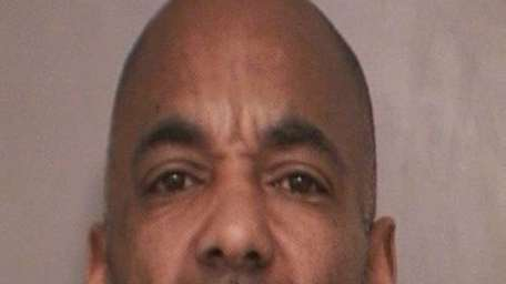 Alvin Smith, 45, of Westbury, was arrested on