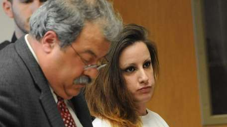 Defense attorney Steve Fondulis, left, and his client