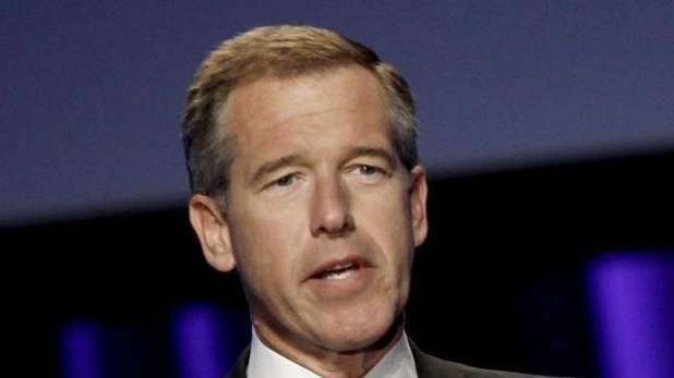Brian Williams has taped an interview with Matt