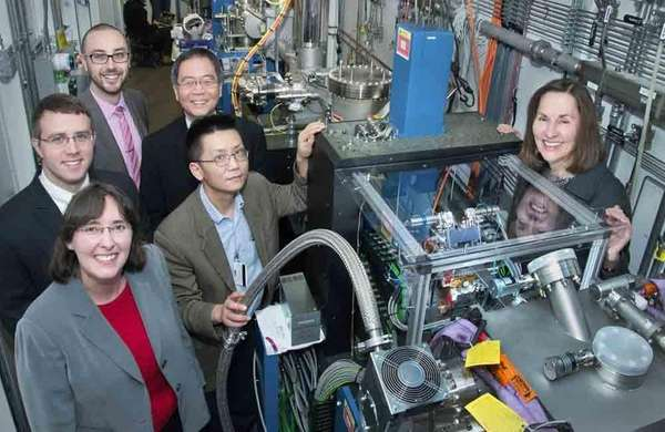 Scientists from Brookhaven National Laboratory and Stony Brook