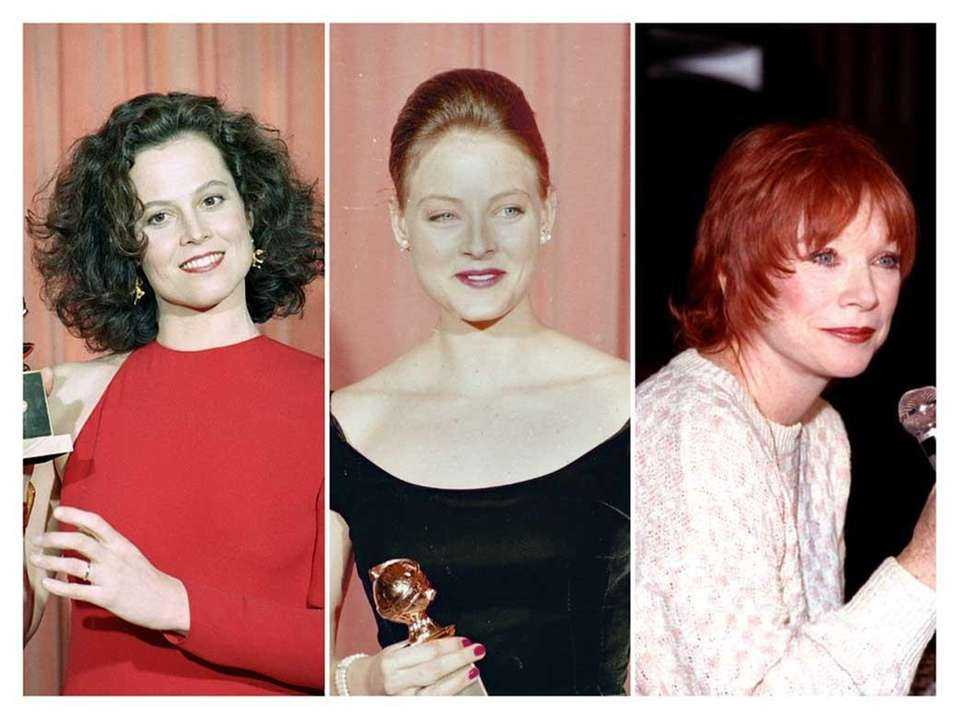 In 1989, three performers shared the best actress