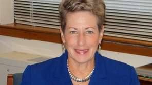 Karen Salmon, superintendent of Bay Shore schools, announced