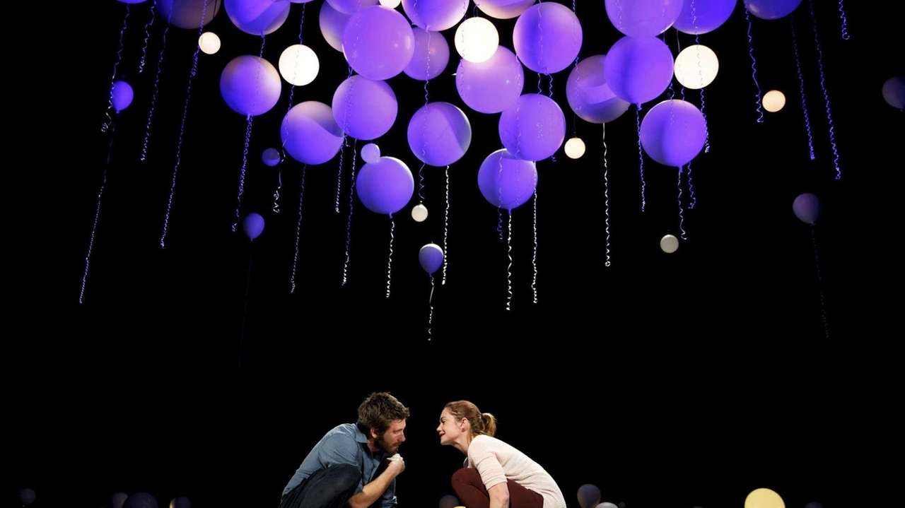 Jake Gyllenhaal and Ruth Wilson in Nick Payne's