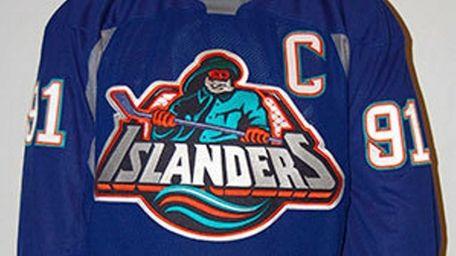 the latest b090b 0b564 Islanders fisherman jersey will make a brief comeback | Newsday