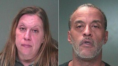 Allison Brown, 44, and Dwayne Murphy, 42, were