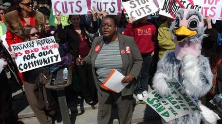 A March 2003 file photo shows Diana Coleman,