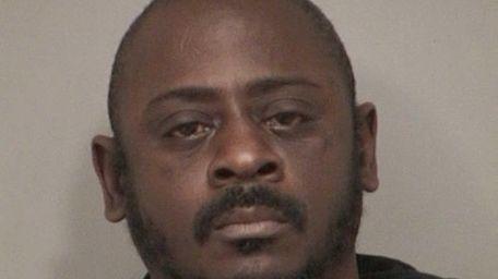 Aurnree C. McBrown, 46, of Bay Shore, was