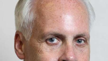 Kevin McCaffrey, the Suffolk Legislature's top Republican, called