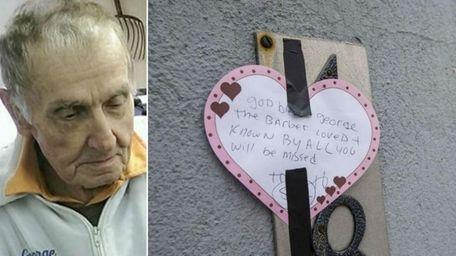 George J. Kurovics, 90, of Jamesport, died Tuesday,