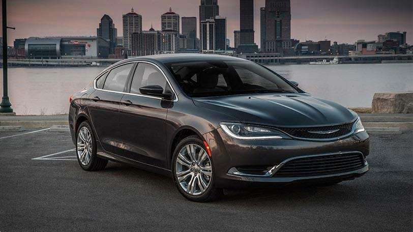 The 2015 Chrysler 200 starts at $21,800 and