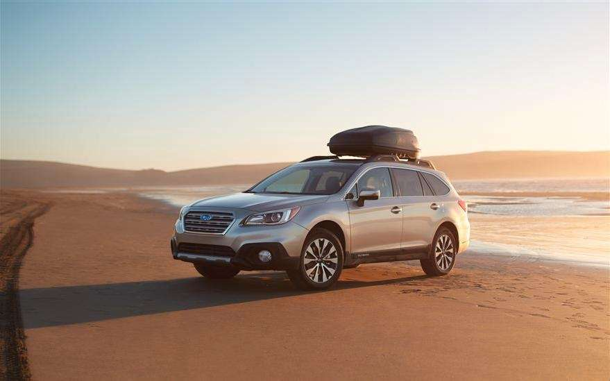 The 2015 Subaru Outback earned a Top Safety