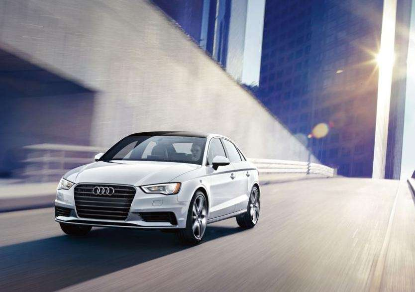 The 2015 Audi A3 safety features include side-assist