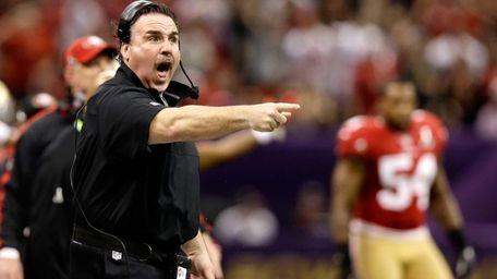 San Francisco 49ers promote defensive line coach Jim