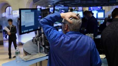 As the stock indexes swooned on Jan. 14,