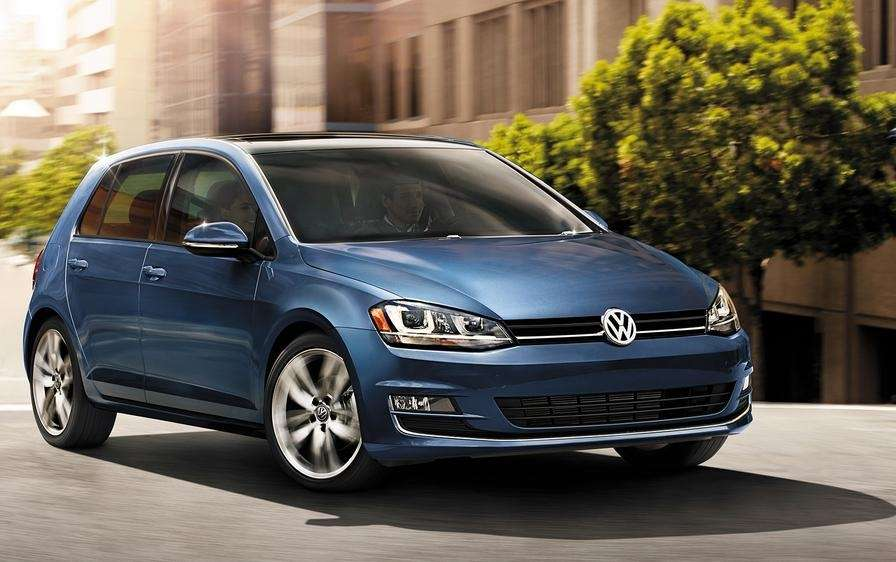 The 2015 Volkswagen Golf not only won Motor