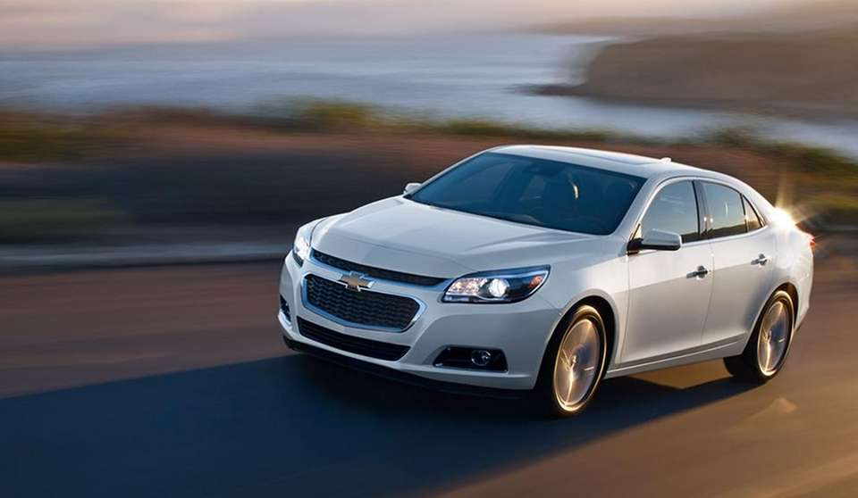 The 2015 Chevrolet Malibu starts at $22,465, and