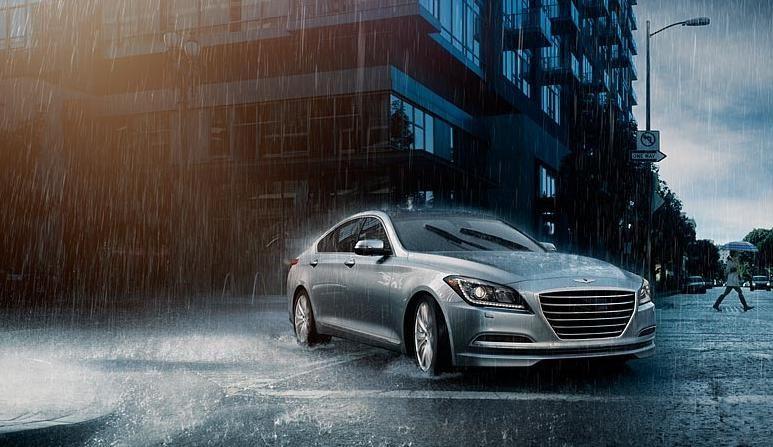 The 2015 Hyundai Genesis starts at $38,000 and