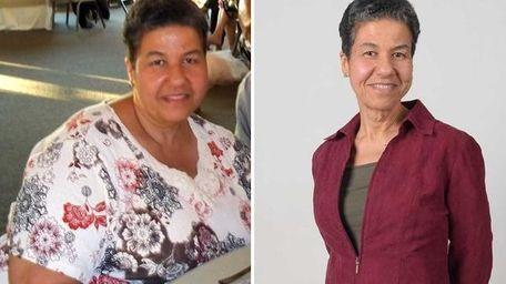 Seynab Baydoun, 58, of Middle Island, lost more