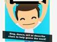 The Charades! app is free on iOS and