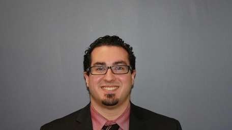 Anthony Condoleo of Hicksville has been promoted from
