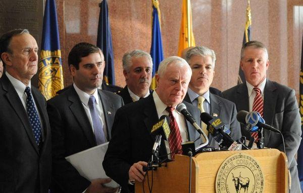 Suffolk County District Attorney Thomas Spota talks about