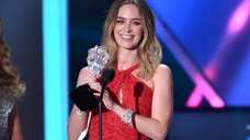 Emily Blunt will appear on