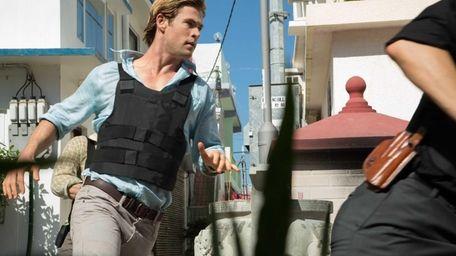 Chris Hemsworth stars in Legendary's
