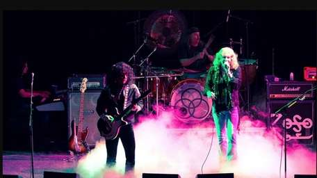The Led Zeppelin Experience will perform a special