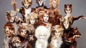 """Cats,'' the longest-running show in Broadway history, will"