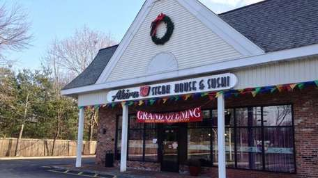 Akira Steak House & Sushi Bar is a