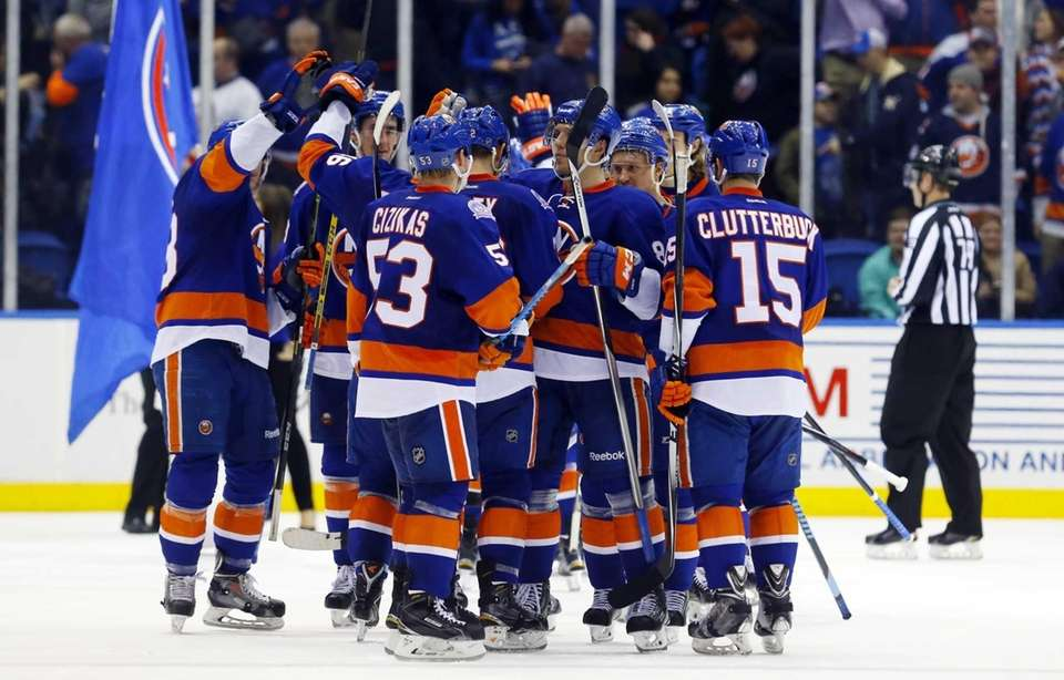 The Islanders have had a pair of three-game