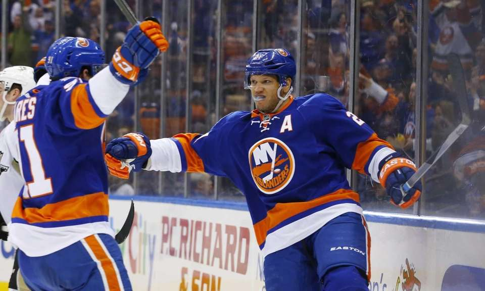 Tavares and Okposo -- at least until his
