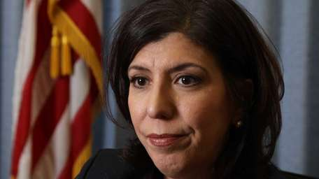 Madeline Singas, Nassau County acting district attorney in