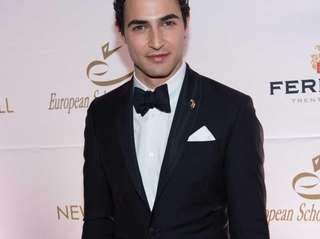 Designer Zac Posen is one of the wedding