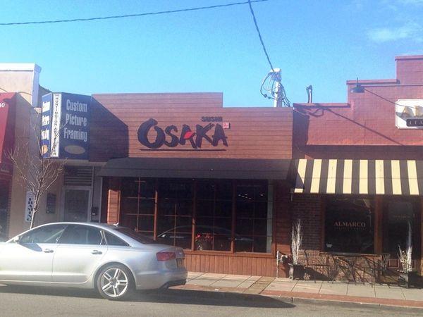 Osaka Japanese Restaurant has relocated to Wall Street