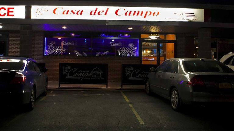 Casa del Campo Dominican Restaurant, located in North
