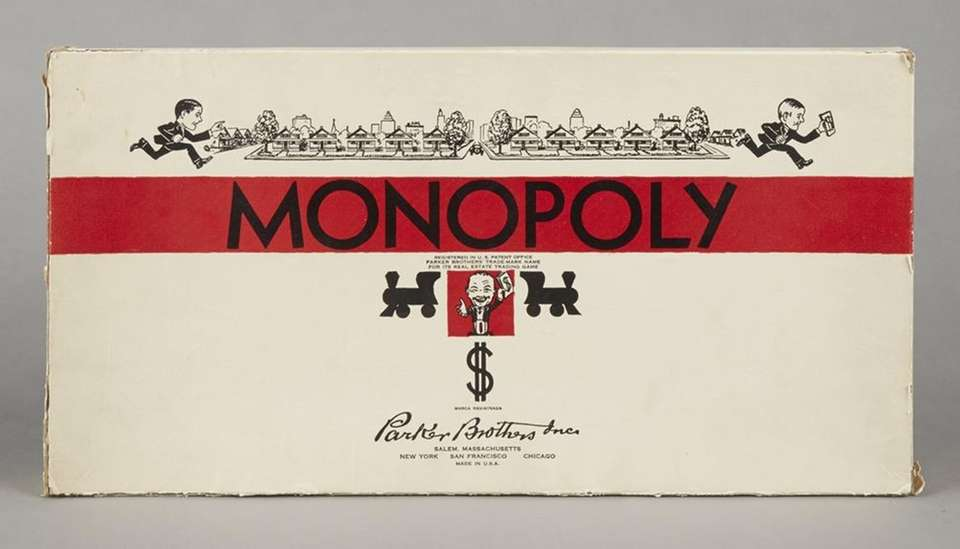 Monopoly inventor Charles Darrow first manufactured and sold